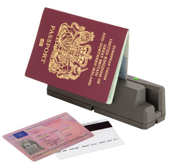 OCR315e passport id reader